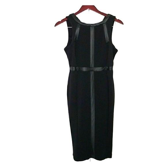 Kardashian Kollection Dresses Knee Length Little Black Dress